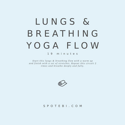 Yoga Flow / @spotebi