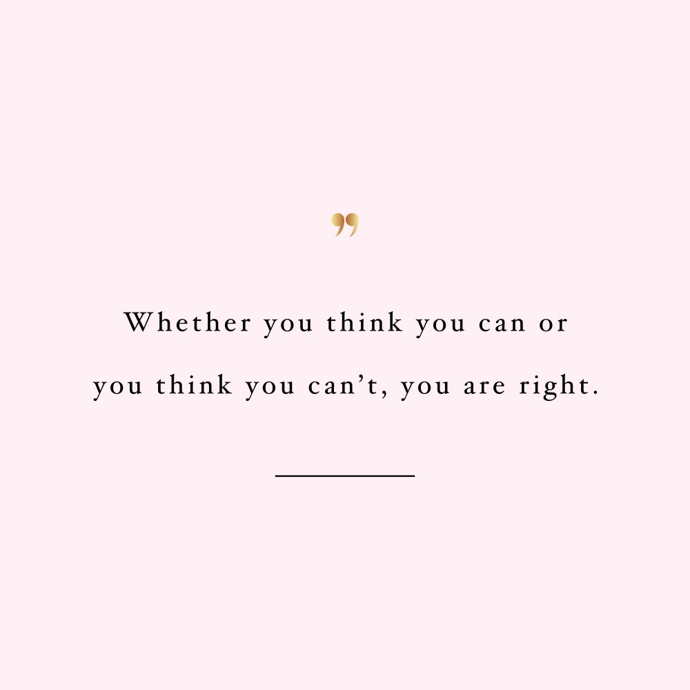 You are right! Browse our collection of motivational exercise and self-care quotes and get instant fitness and health inspiration. Stay focused and get fit, healthy and happy! https://www.spotebi.com/workout-motivation/you-are-right/