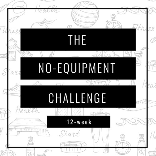 No-Equipment Challenge / @spotebi