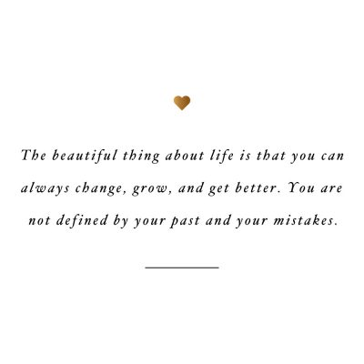 Beautiful Thing About Life | Motivational Fitness And Exercise Quote / @spotebi