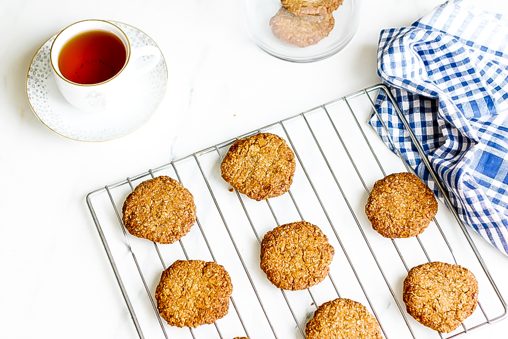 These crispy, crunchy, melt-in-your-mouth coconut almond cookies, made with healthful ingredients, are perfect for easing your sweet tooth or soothing a mean period craving! https://www.spotebi.com/recipes/crispy-crunchy-melt-in-your-mouth-coconut-almond-cookies/