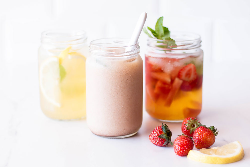 These three cold-brewed summer tea recipes are extremely refreshing and perfect for helping you stay hydrated during the hot summer months! https://www.spotebi.com/recipes/cold-brewed-summer-teas/