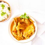 Meal Prep Recipe: Coconut Chicken Curry / @spotebi