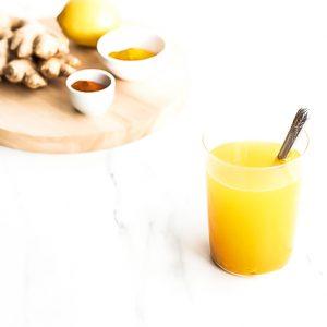 Golden Tea Recipe / @spotebi