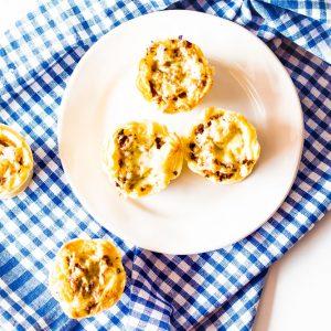 Mini Sloppy Joe Pies Recipe / @spotebi