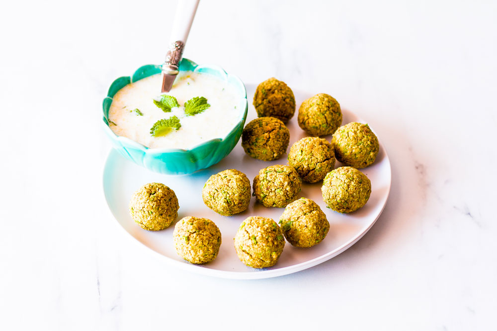 To make these oven-baked fish balls, you can use just about any white fish you like. White fish tastes less
