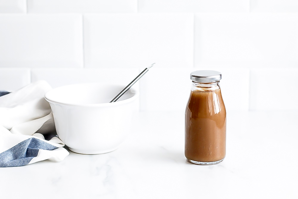 Having a batch of homemade date syrup in the fridge ensures that next time you feel like eating something sweet, you'll have a healthier option ready to go! https://www.spotebi.com/recipes/date-syrup-chocolate-hazelnut-spread-recipes/