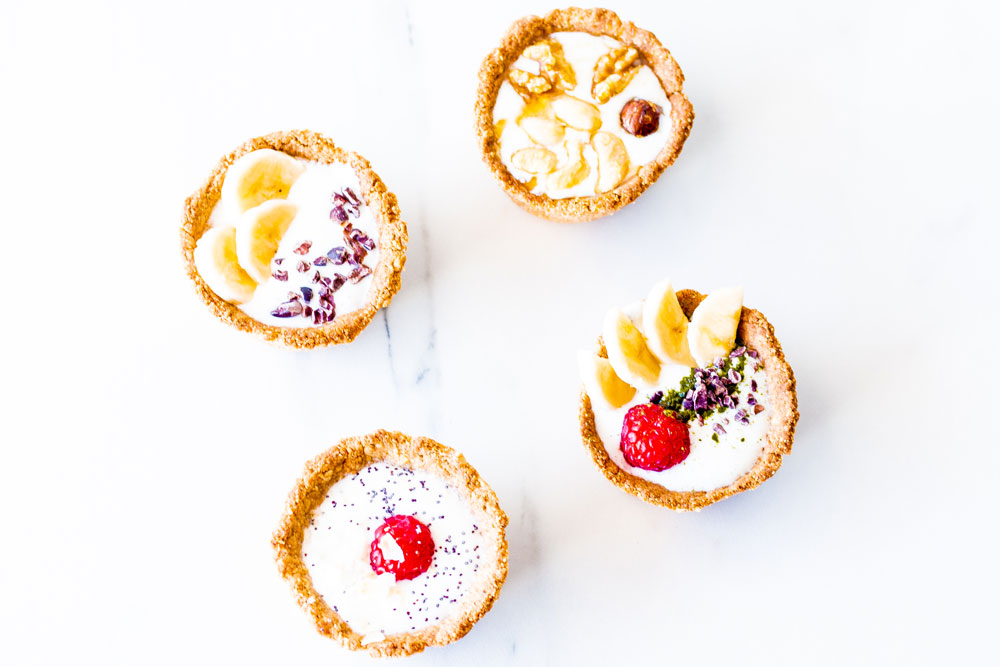 Breakfast is the best time to give your bone health a lift. And eating calcium-rich foods in the morning, like these Yummy Granola and Yogurt Breakfast Cups, is the best way to do just that! https://www.spotebi.com/recipes/yummy-granola-yogurt-breakfast-cups/